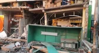 Varios heridos al explotar una vivienda en Maracay