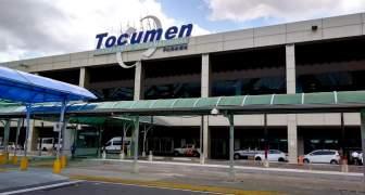 AEROPUERTO DE TOCUMEN PANAMA
