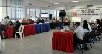 Alcaldía de Maracaibo PUESTO DE COMANDO MUNICIPAL