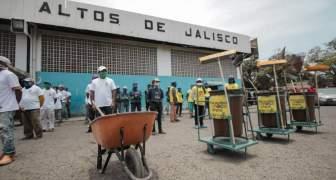 Alcaldía de Maracaibo inició plan de rehabilitación del mercado municipal Altos de Jalisco
