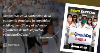 Bono Especial #QuedateEnCasa (abril 2020), para los trabajadores independientes o cuenta propia