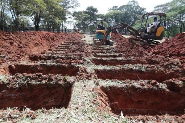 FOSAS COMUNES EN BRASIL