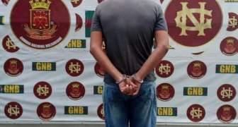 GNB capturó a presunto homicida de menor en San Félix estado Bolívar