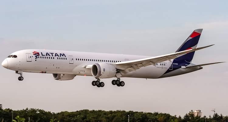 Aerolínea Latam la más grande de América Latina se declaró en quiebra