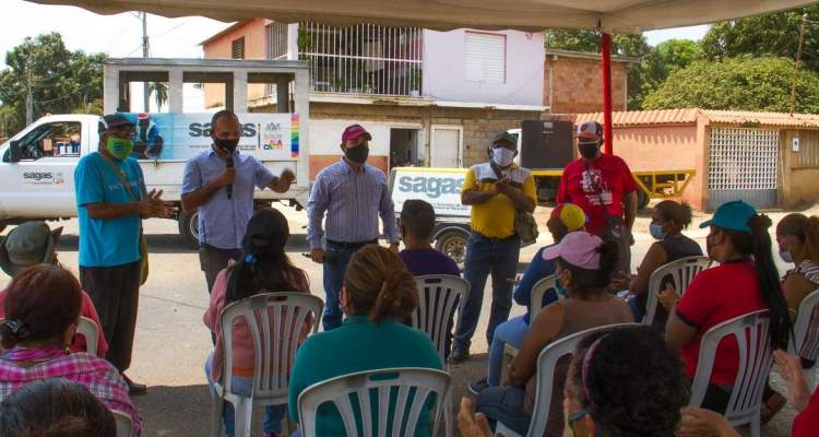 Mantenimiento correctivo a red de gas repone el servicio a 489 viviendas de Maracaibo oeste