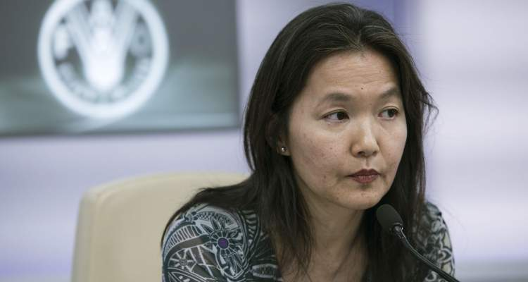 Maya Takagi, Oficial de Políticas de la FAO
