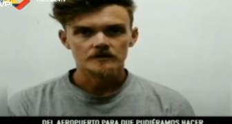 El Mercenario Gringo detenido confesó que el plan era enviar a Maduro a EEUU