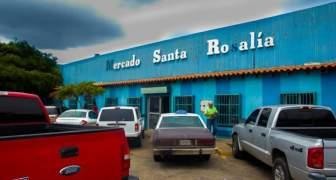 mercado municipal Santa Rosalía