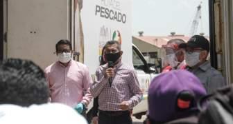 Alcalde de Maracaibo inició la Ruta del Pescado