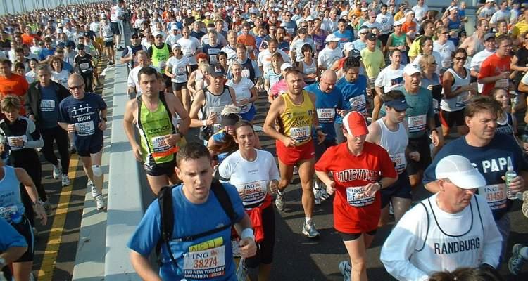 El maratón de Nueva York