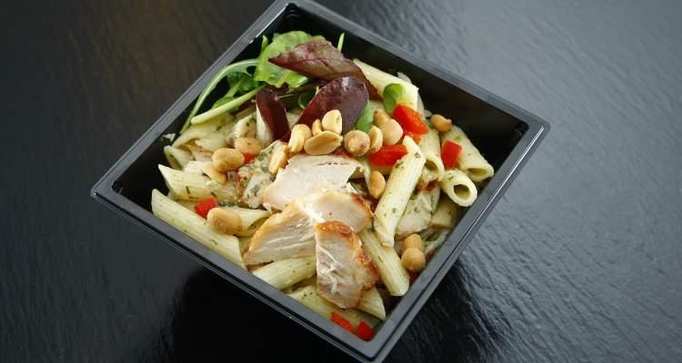 Ensalada de Pollo con Pasta