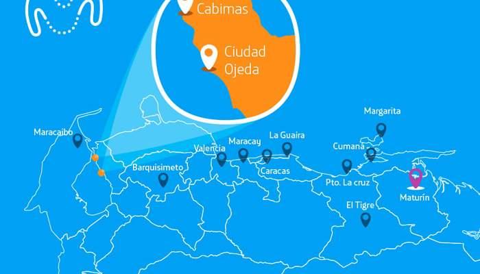 Movistar une a Ciudad Ojeda y Cabimas a su red 4G