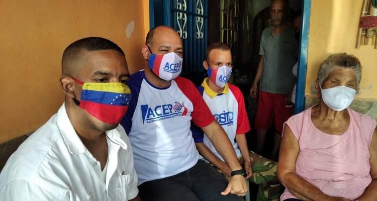 ACEP Carabobo desarrollará programa de formación en Derechos Humanos