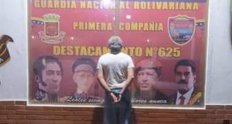 Capturado ciudadano por crueldad animal en el estado Bolívar
