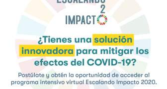 Convocatoria Escalando Impacto 2020