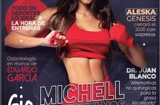 Michell Castellano Portada Sport Magazine