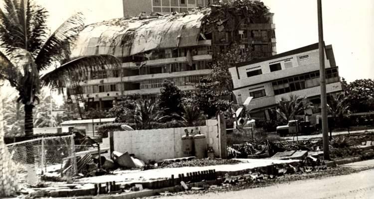 TERREMOTO DE CARACAS 1967 FOTOS