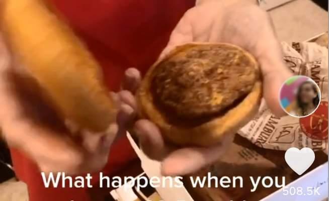 Con qué preparan la comida en McDonald's