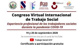 Congreso Virtual Internacional de Trabajo Social