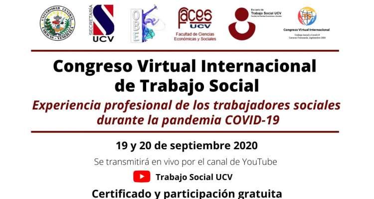 Congreso Virtual Internacional de Trabajo Social