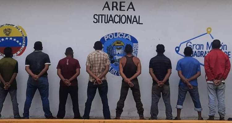 Polianzoátegui desmanteló GEDO Los Amazonenses en la zona sur de Anzoátegui