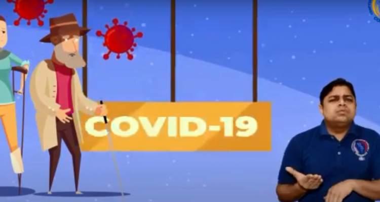 RECOMENDACIONES DEL COVID19 PARA SORDO MUDOS