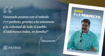 CUANDO PAGAN EL Bono 7+7 Perfecto
