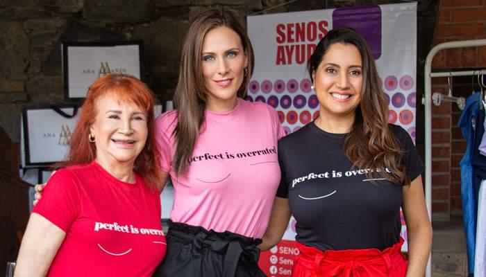 Colección SIMPLICIDAD a beneficio de SenosAyuda