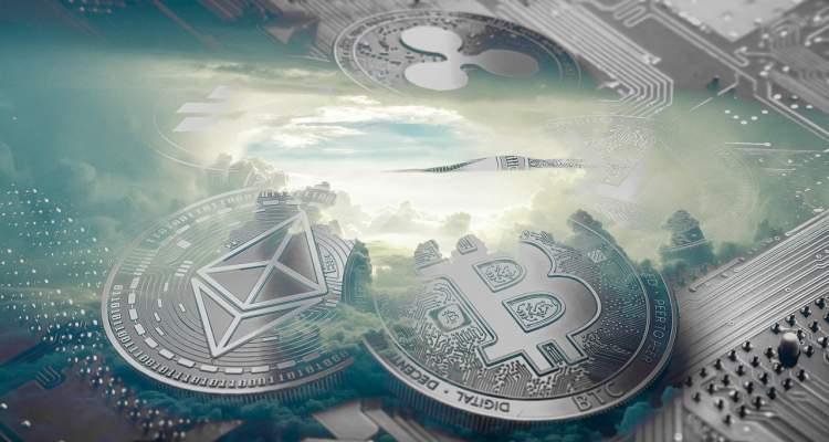 Criptomonedas Bitcoin Ether Litecoin