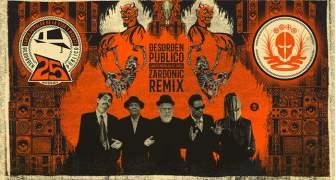 DJ Zardonic presenta su Remix para Desorden Público