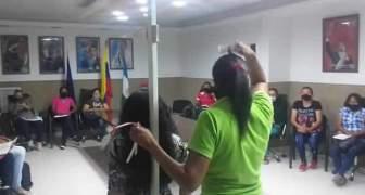 Habitantes del municipio Baralt recibieron atención del Instituto Nacional de Nutrición