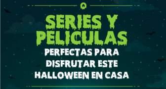Películas y series para disfrutar este Halloween en casa
