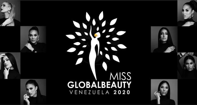 CANDIDATAS OFICIALES AL MISS GLOBALBEAUTY VENEZUELA 2020