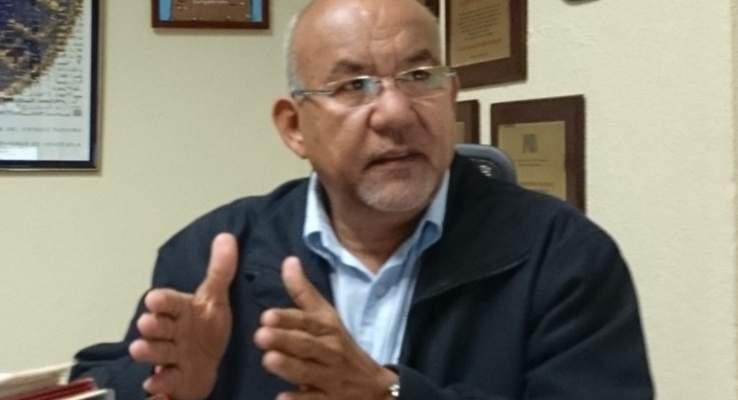 Enzo Betancourt, presidente del Colegio de Ingenieros de Venezuela (CIV) 2