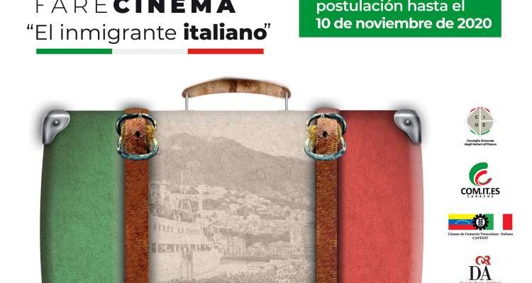 Fare Cinema - El Inmigrante Italiano