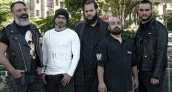 La banda colombiana Antártica