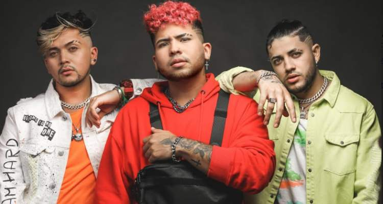 La boys band panameña 4U