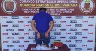 Por desvió de medicinas del Hospital Uyapar en Puerto Ordaz