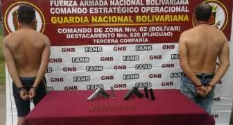 Detenidos grupo de delincuencia organizada transfronterizo