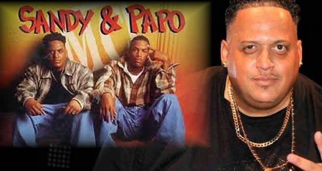SANDY Y PAPO HIP HOP