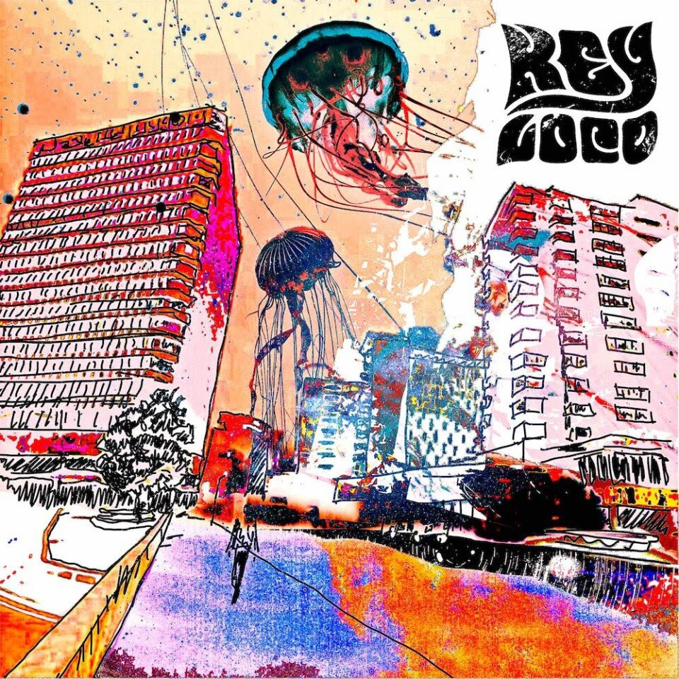 banda de rock REY LOCO