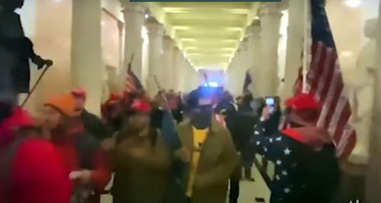 ATTACK TO CAPITOL