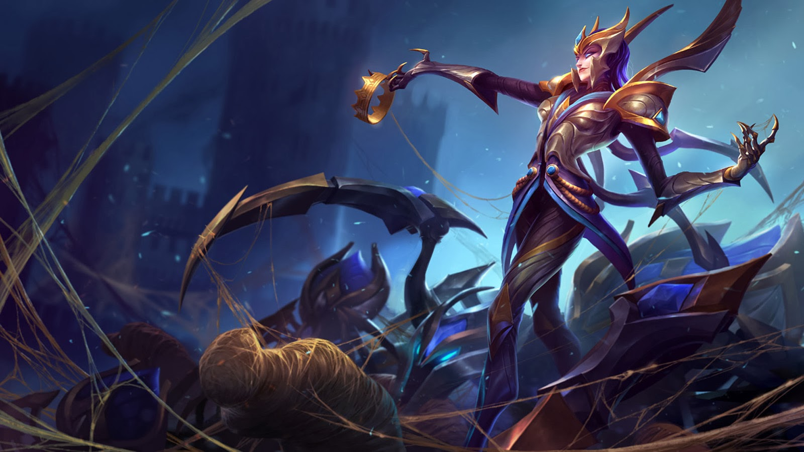 League of Legends_The role of the Jungler (1)