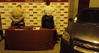 Por usurpación de funciones GNB arresto a dos ciudadanos en San Félix