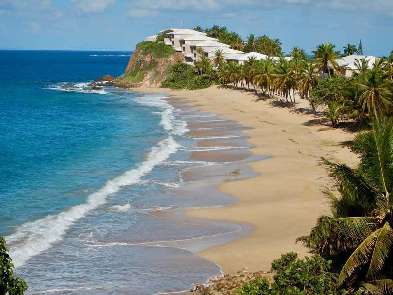 Antigua Carlise Bay