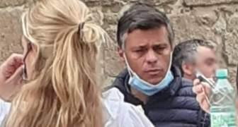 LEOPOLDO LOPEZ MULTADO EN ESPAÑA POR VIOLAR NORMAS ANTICOVID