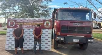 GNB retiene 2 mil 200 kilogramos de material estratégico en Bolívar