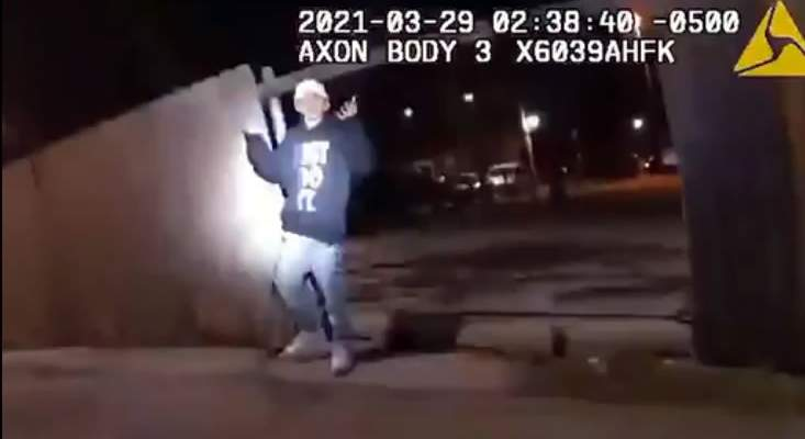 POLICIA DE CHICAGO MASACRA A UN NIÑO DE 13 AÑOS MARZO ABRIL 2021