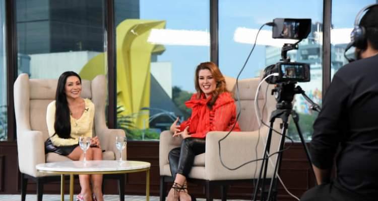 PROGRAMA DE TV DE ALICIA MACHADO CANAL