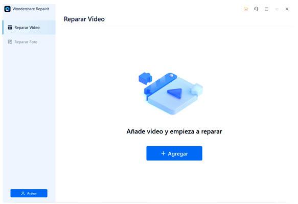 APLICACION PARA RECUPERAR Y REPARAR VIDEOS